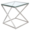 Zora Modern End Table