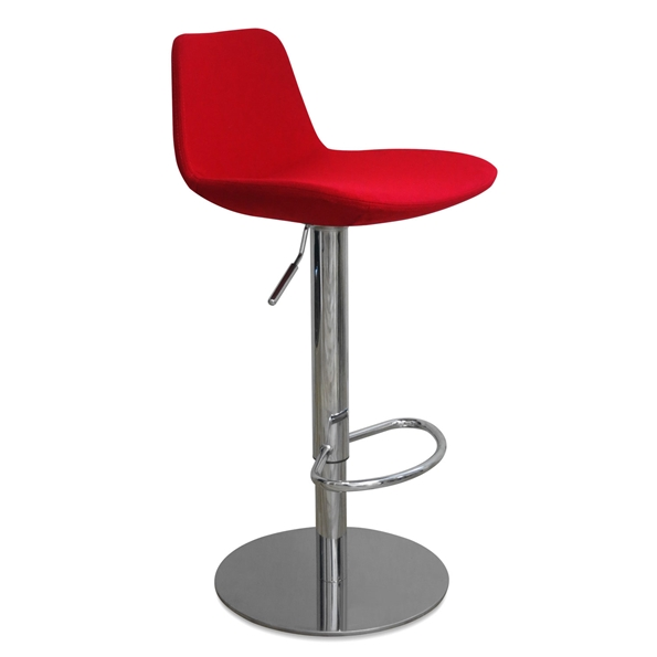 Amsterdam Modern Adjustable Bar Stool