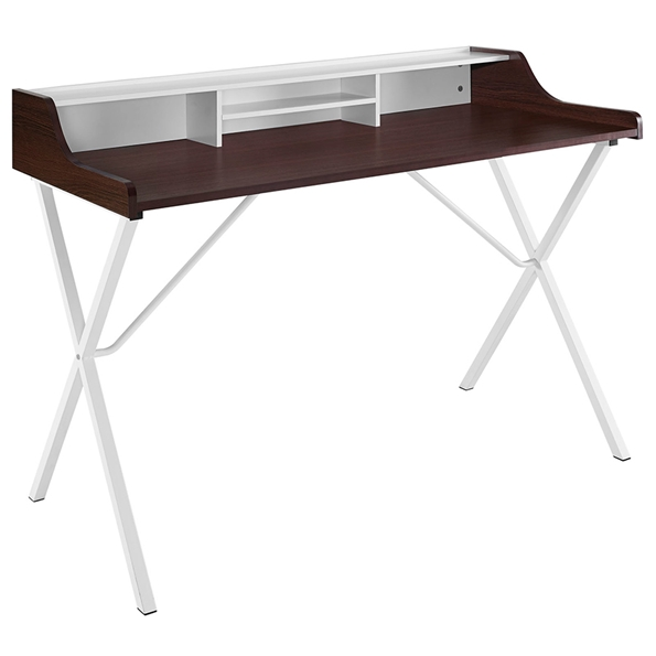 Baltimore Modern Cherry Writing Desk