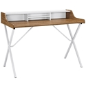 Baltimore Modern Walnut Writing Desk