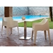 Coccolona Modern Outdoor Chair - Patio
