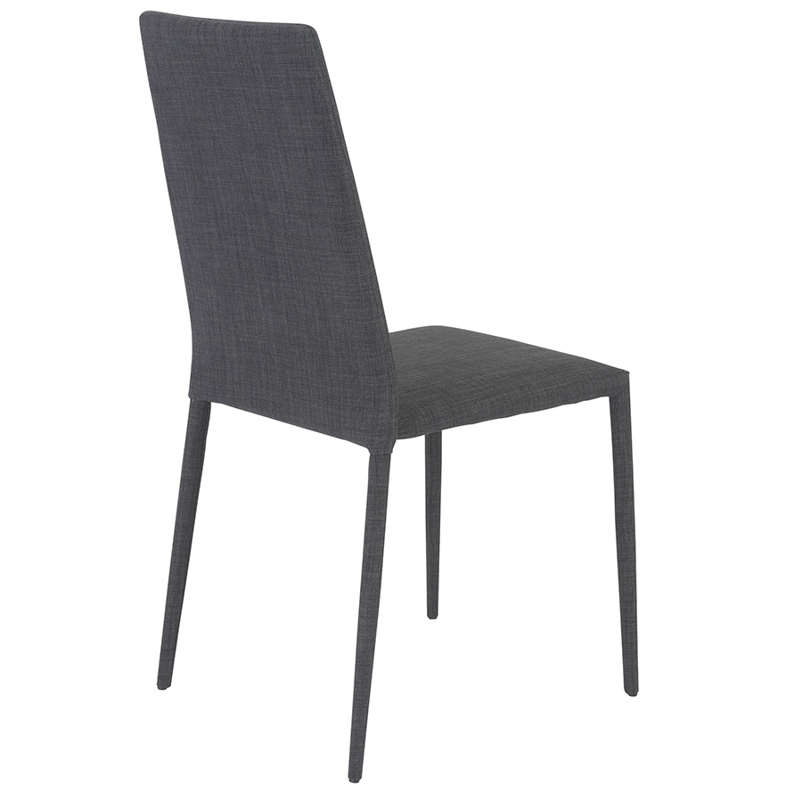 Chester Modern Charcoal Dining Chair Eurway Furniture