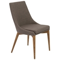 Calais Gray Modern Side Chair