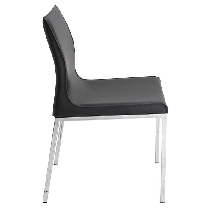 ... Costello Modern Dining Chair   Side View