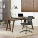 Damascus Modern Desk with Drawers