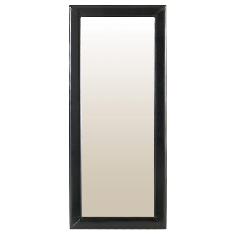 Delaney Mirror in Black