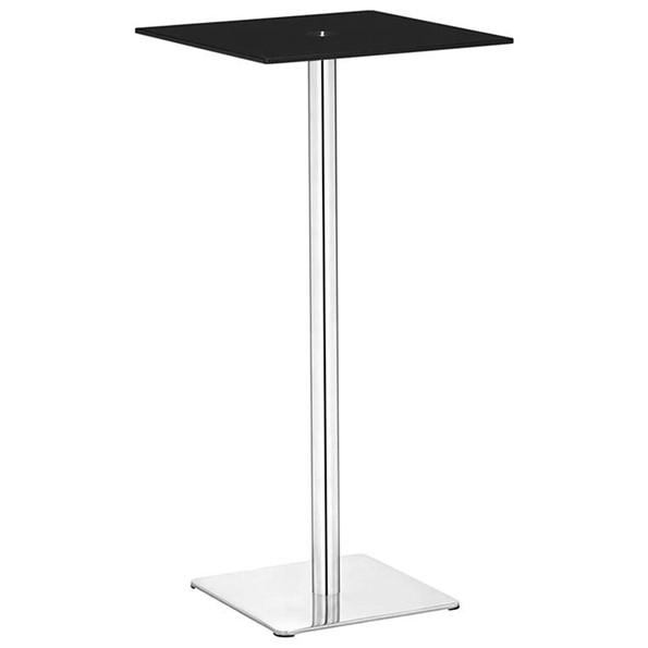Dimensional Modern Bar Height Table