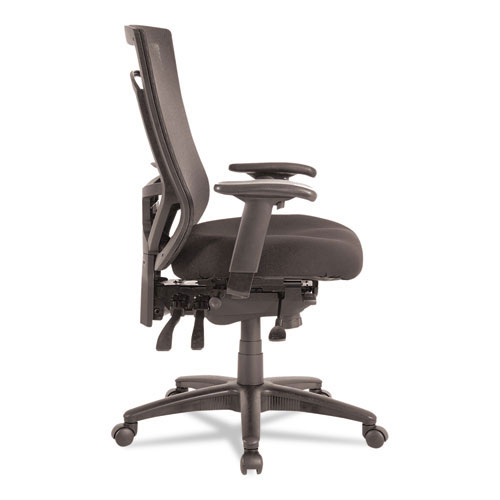 Easton High Back Modern Office Chair - Side View
