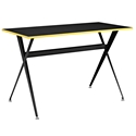 Ellington Modern Black Desk