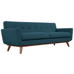 Empire Azure Modern Sofa
