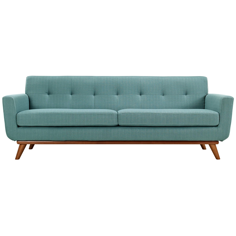 Modern Sofas | Empire Light Blue Sofa | Eurway Modern