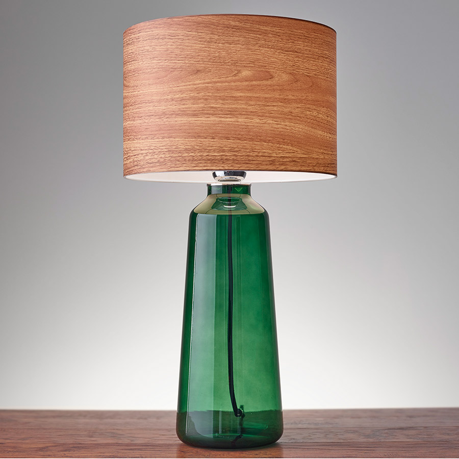 Jude Modern Wooden Tall Table Lamp