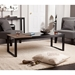 Landis Modern Black Coffee Table