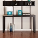 Landis Black Console Table