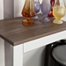 Landis Modern Console Table - Wood Section