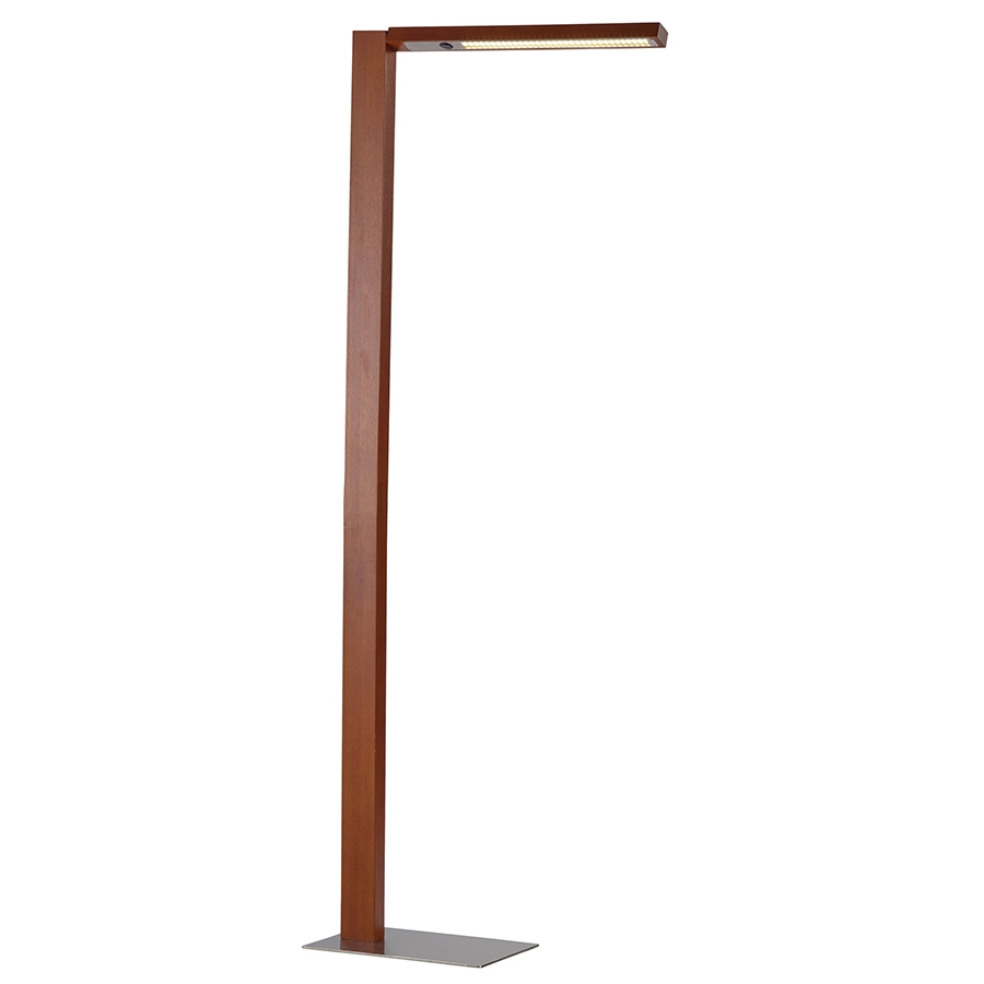 Modern floor lamps lorenzo led floor lamp eurway for Yumi led floor lamp