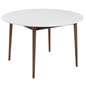 Manon modern round dining table