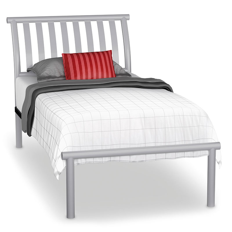 Nathan Modern Twin bed