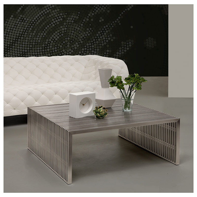 Novel Modern Square Coffee Table By Zuo Eurway