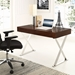 Samuel Contemporary Walnut Desk
