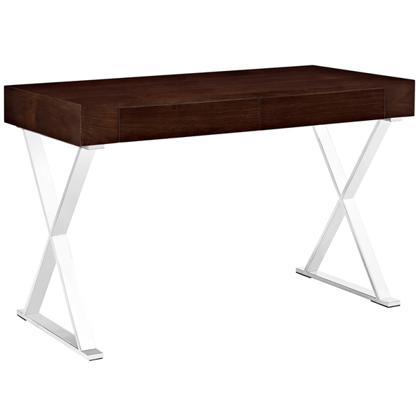 Samuel Modern Walnut Desk
