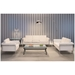 Steven Modern Seating Collection in White
