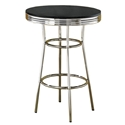 Soda Fountain Retro Bar Table