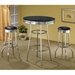 Soda Fountain Retro Bar Stools and Table