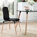 Spain Contemporary Black Dining Chair