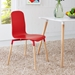 Spain Contemporary Red Dining Chair
