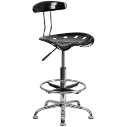 Tractor Seat Modern Drafting Stool