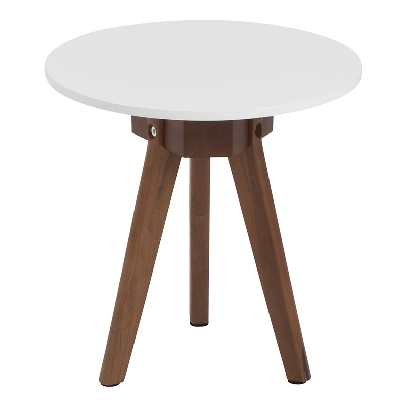 Call To Order Tripod Modern Side Table