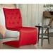Vicky Modern Red Lounge Chair