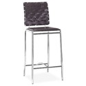Criss Cross Modern Counter Stool