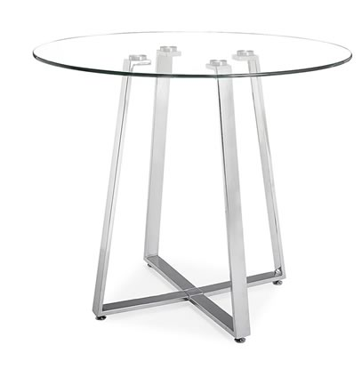 Lemon Drop modern counter table