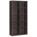 600 Plus Bookcase in Coffee