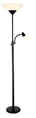 Piedmont Floor Lamp Black