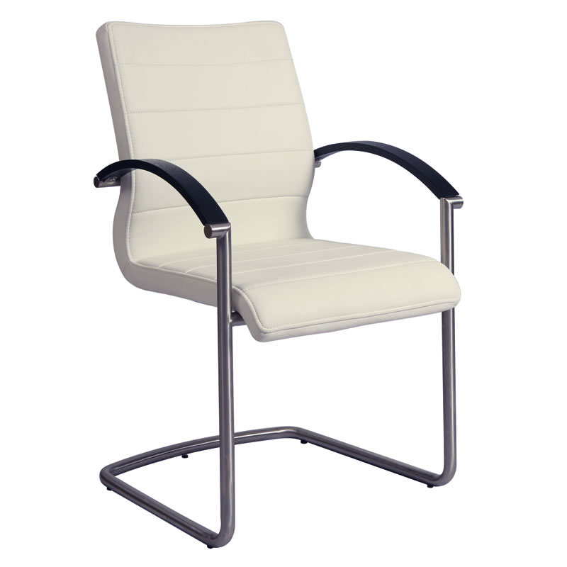 Modern dining chairs august wenge arm chair eurway for White dining chairs with arms
