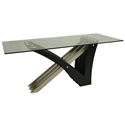 August Modern Dining Table in Wenge