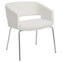 amy modern lounge chair