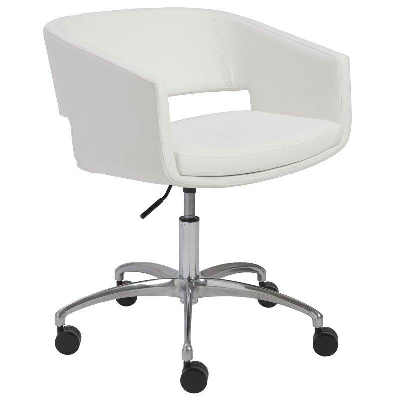 white modern office. Wonderful Office Call To Order  Amy Modern Office Chair Throughout White Modern Office E