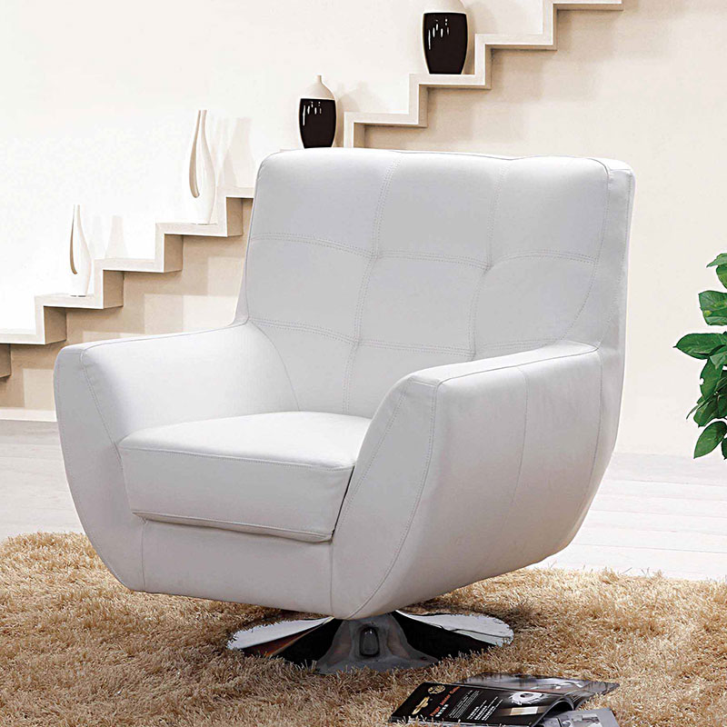 Modern Lounge Chairs Arendal Swivel Chair Eurway