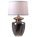 Ashley Graphite Glass Table Lamp