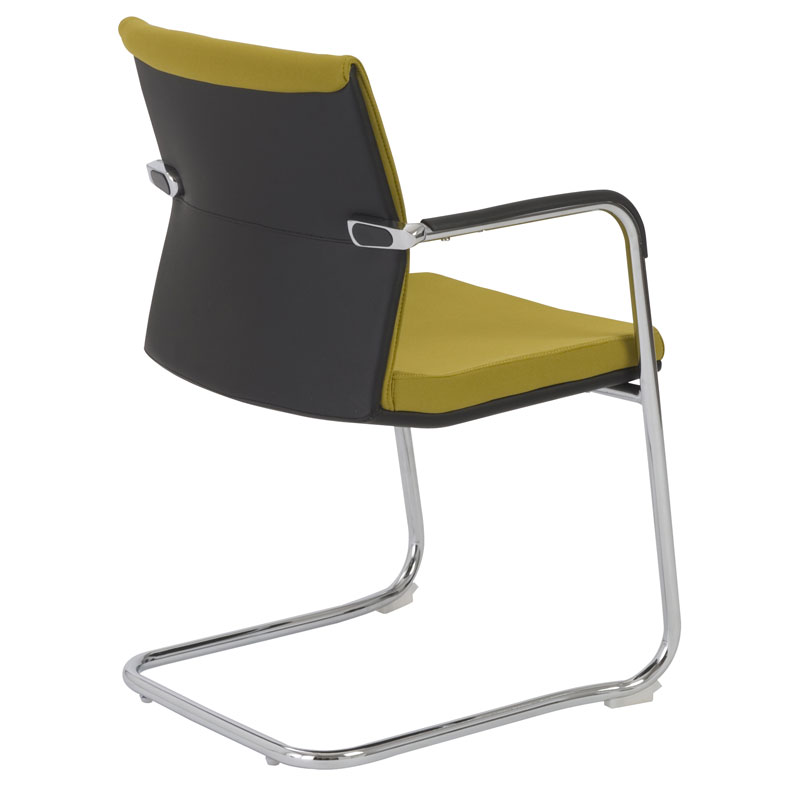 ... Barry Modern Visitor Chair   Back