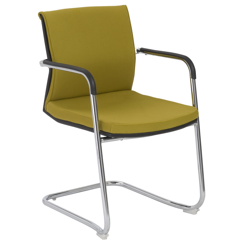 Modern Guest Chairs | Barry Visitor Chair | Eurway