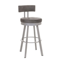 Barry Counter Stool in Platina and Anis by Amisco