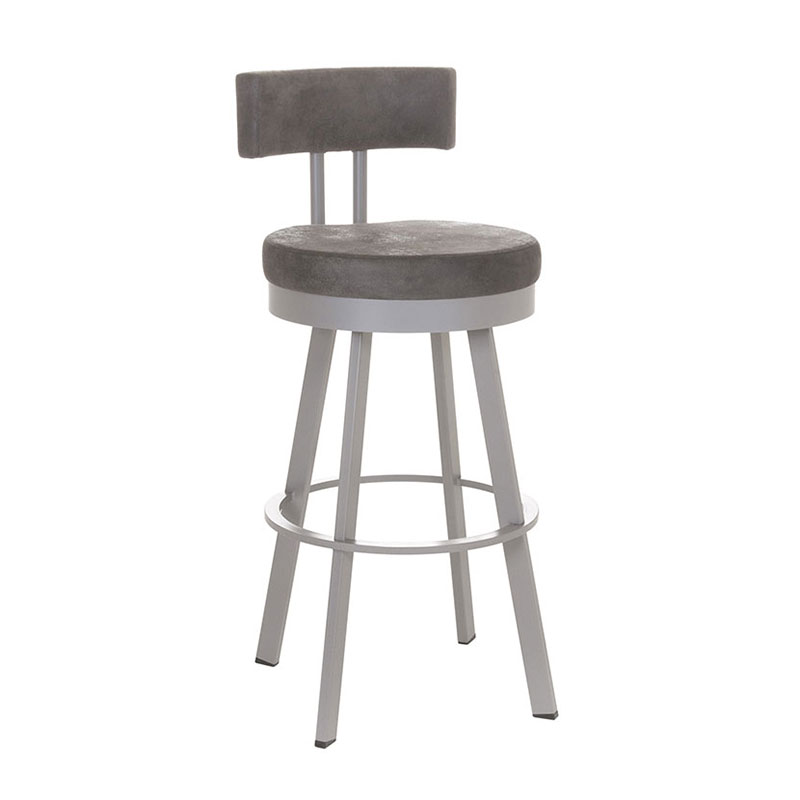 Blackburn Counter Stool in Platina and Anis