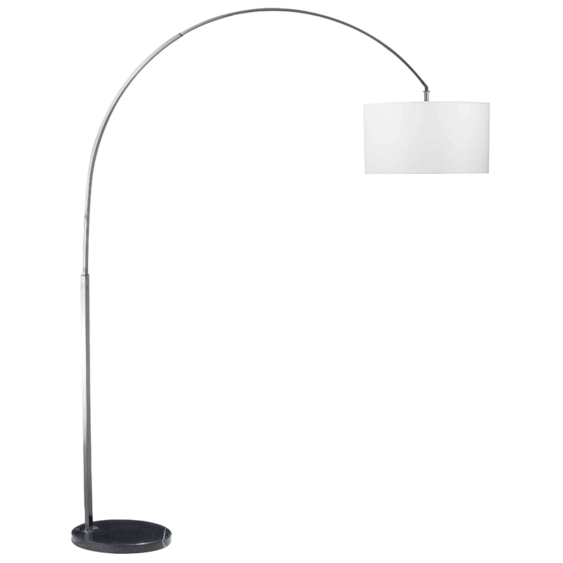 Modern floor lamps bolton arc floor lamp eurway call to order bolton modern arc floor lamp mozeypictures Image collections