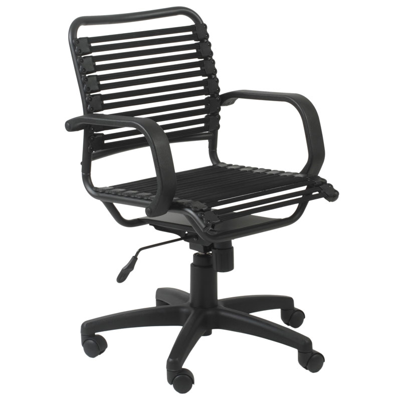 Bungie Mid Back Flat Bungie Office Chair