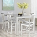 Callie Chairs + Dell Dining Table